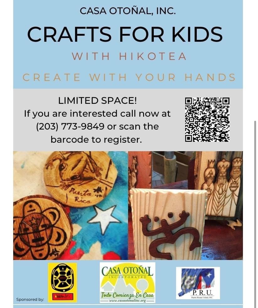 Register for Crafts for Kids