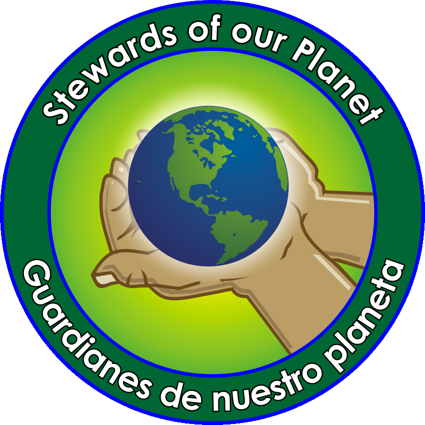Stewards of our Planet Logo