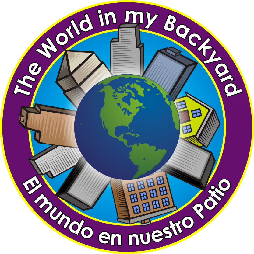 World in my Backyard Logo